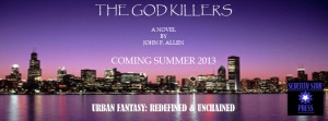THE GOD KILLERS FACEBOOK COVER ART