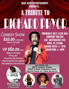 Richard Pryor Flyer Final Draft