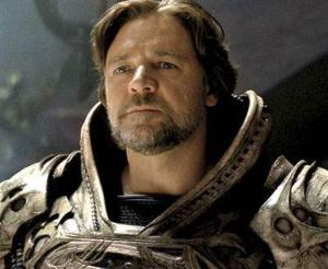 Russell Crowe as Jor El