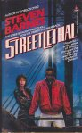 Street Lethal Novel Cover