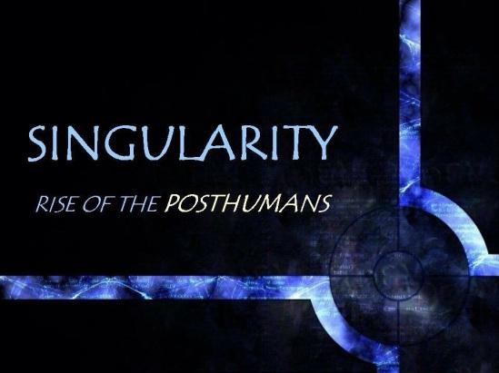 SINGULARITY RISE OF THE POSTHUMANS 2