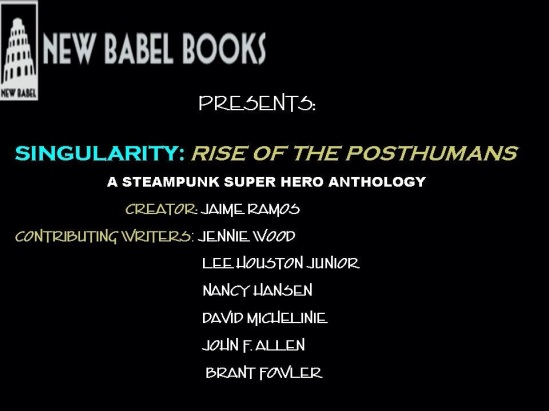 SINGULARITY RISE OF THE POSTHUMANS PIC