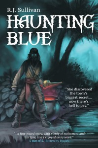 Haunting Blue Cover