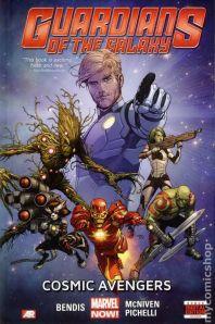 GOTG Comic Cover