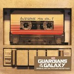 GOTG Soundtrack Cover