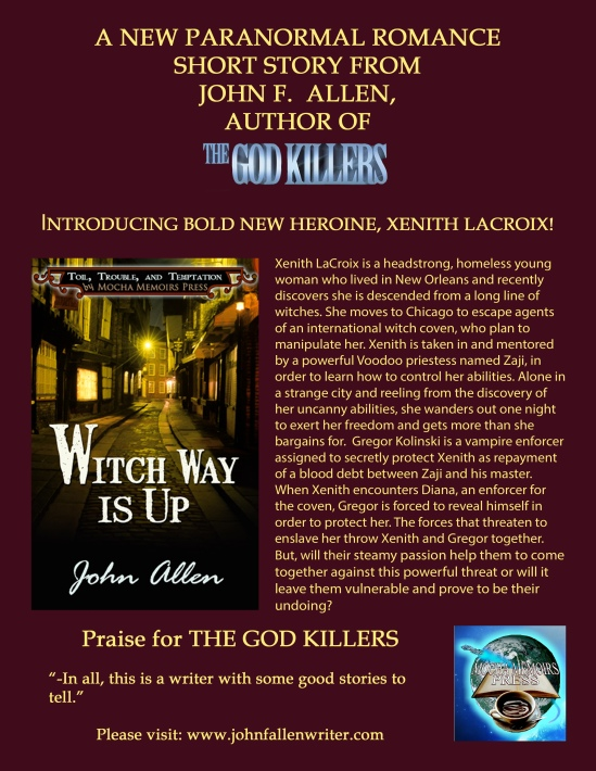 WITCH WAY IS UP AD 1