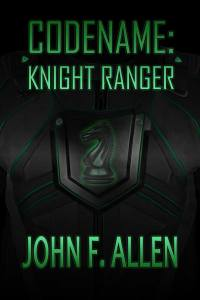 CODENAME KNIGHT RANGER COVER