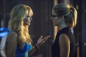 Felicity and Donna Smoak