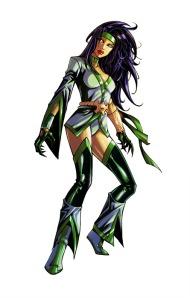 Cheshire aka Jade Nguyen
